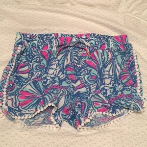lilly pulitzer for target kids shorts